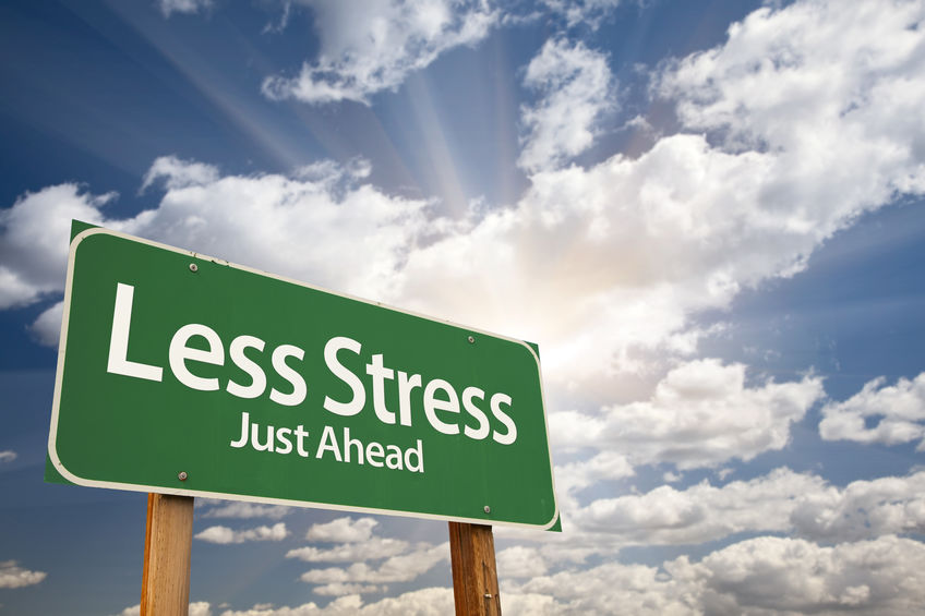 Low stress investing